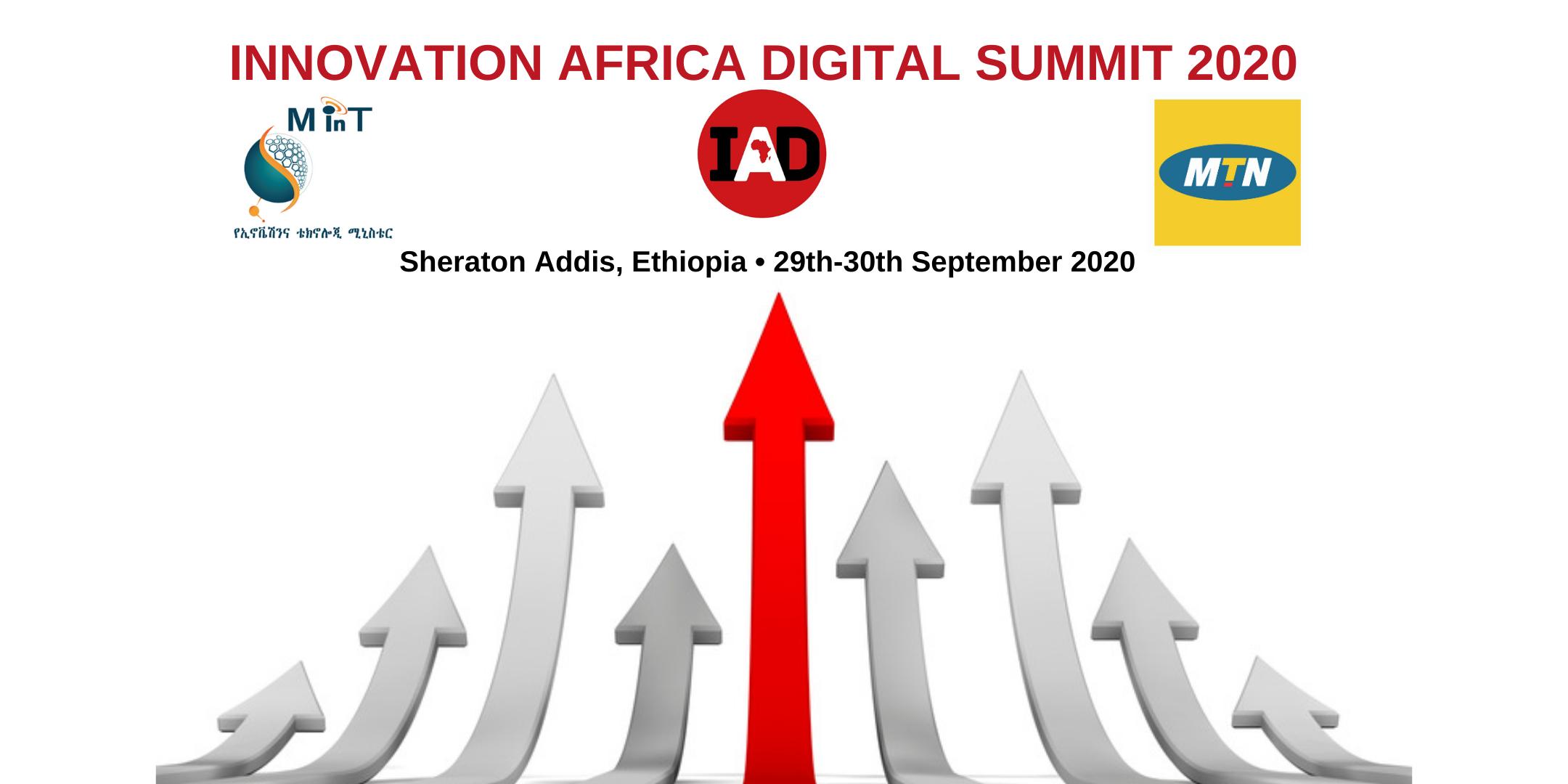 Innovation Africa Digital Summit 2020 – 'NATIONAL AGENDA ACCELERATION'
