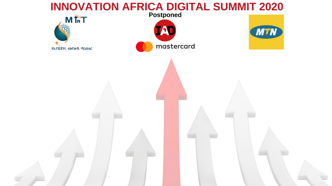 Innovation Africa Digital Summit 2020 – 'NATIONAL AGENDA ACCELERATION'