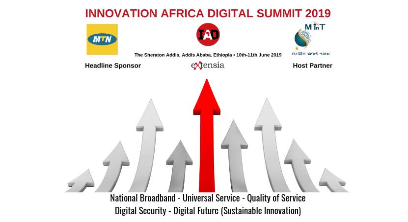 Innovation Africa Digital Summit 2019 – 'NATIONAL AGENDA ACCELERATION'